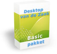 Desktop van de Zaak- Partell partner