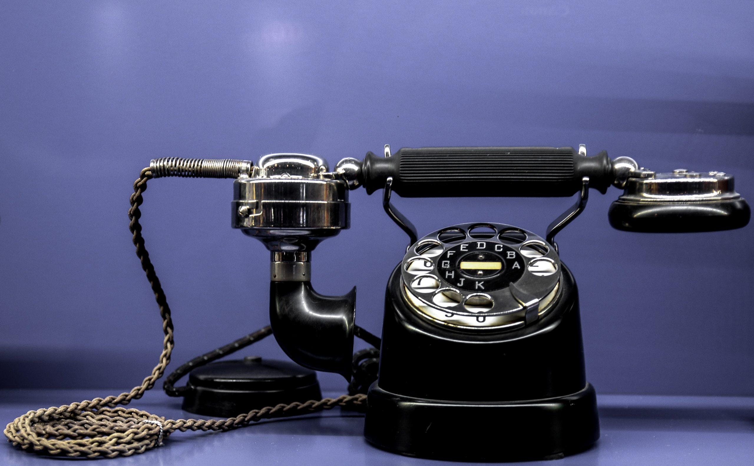 Geschiedenis van de telefonie - Partell