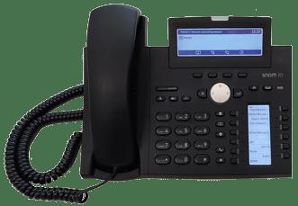 Snom-Partell-cloud telefonie