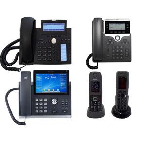 Telefoontoestellen-Partell-cloud-telefonie