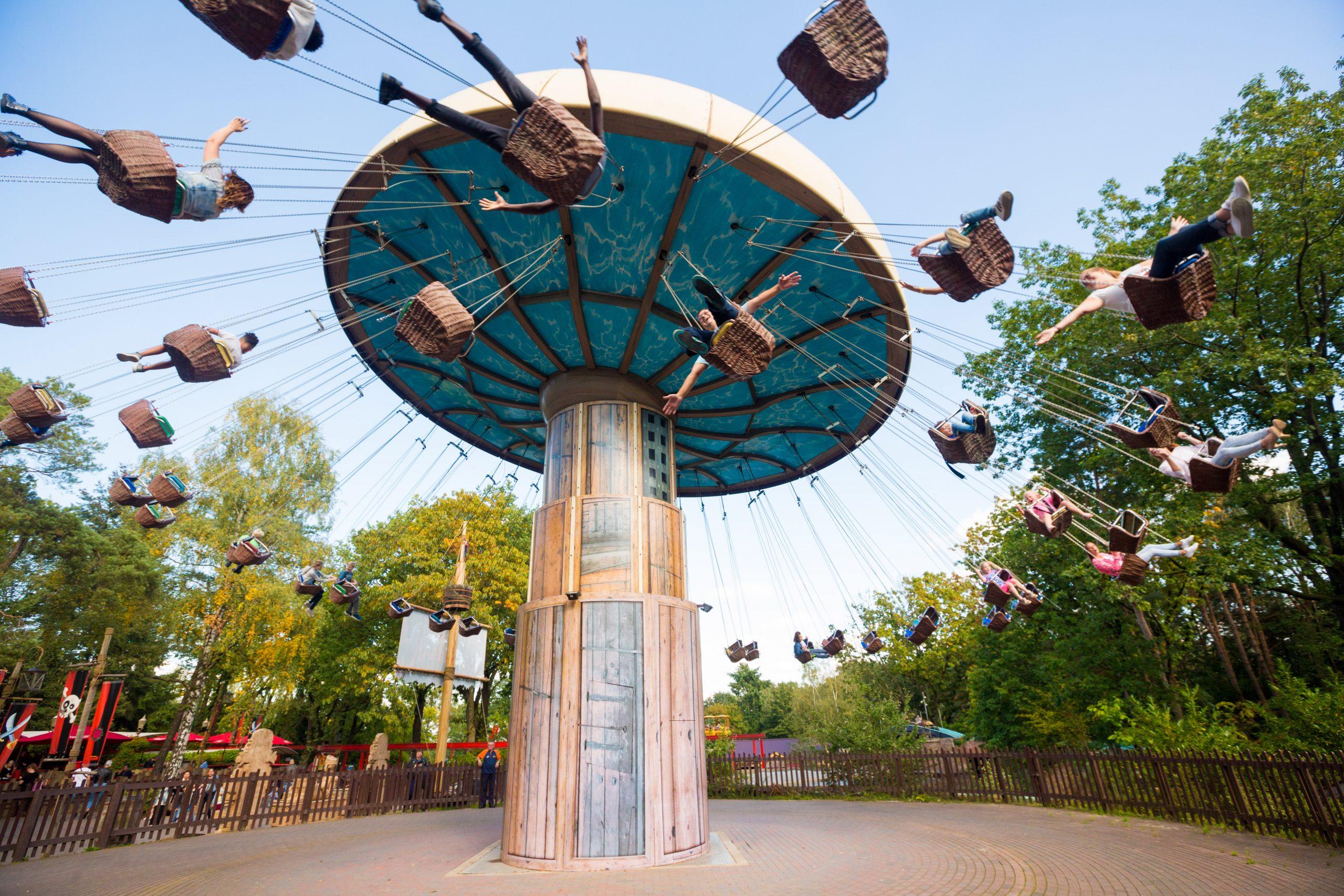 Avonturenpark Hellendoorn Partell actie